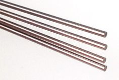 Ground and polished Tungsten Carbide Rod. 1mm x 100mm. £12.50 each  http://www.eternaltools.com/carbide-rods/