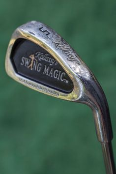 Kallassy's Swing Magic 5 iron swing trainer - used golf club #Kallassys