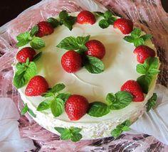Nejedlé recepty: Smetanový nepečený ovocný dort