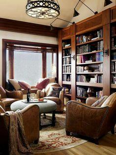 Sofa of books