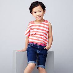 Take a look at the Color Happy: Girls' Apparel event on zulily today!