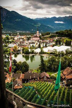 Werdenberg, St Gallen, Switzerland Love, love St. Gallen...been here many times.