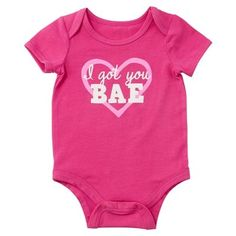 Bae, Onesies, Valentines, Gift Ideas, Holiday, Kids, Clothes, Fashion, Valentine's Day Diy