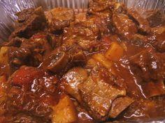 Beef Caldereta Recipe