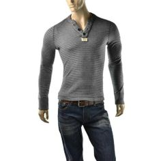 Abercrombie and Fitch Shirt Mens Henley Mount Marshall Size S Slim T Shirts $68 | Get Dressed at ImageStudio714 http://stores.ebay.com/ImageStudio714 http://imagestudio714.com