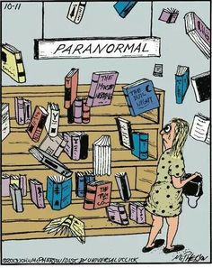 Paranormal section!
