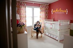 nursery colors...maybe someday :)