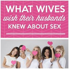 We surveyed hundreds of women to understand what wives wish their husbands knew about women. Now you can know what a wife wants from her husband!
