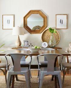 A Dashing Dining Room Makeover | Martha Stewart