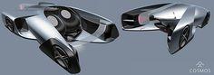 Faraday Future - Cosmos on Behance