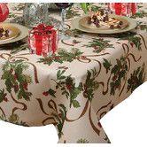 Found it at Wayfair - European Seasonal Tablecloth