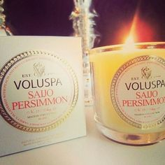 . Voluspa Candles, Candle Jars, Instagram Posts, Candle Mason Jars