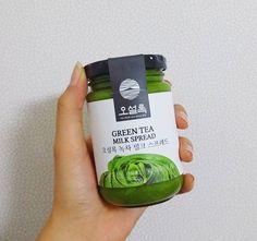 韓国旅行で絶対買いたい!抹茶スプレッドって?