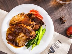 Home Style Pork Chop