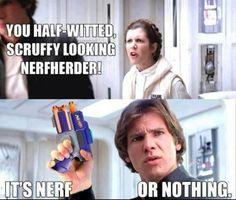 Nerf.