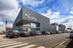 Kringloopwinkel Rataplan Generatorstraat pand