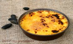 Crème brûlée à la fève tonka | Invitations gourmandes