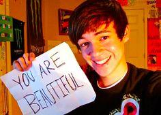 Awhh... you're so sweet Alex. Alex Constancio. :)