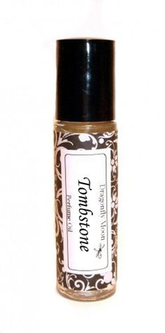 TOMBSTONE  Roll on Premium Perfume Oil  by DragonflyMoonLotions, $6.00
