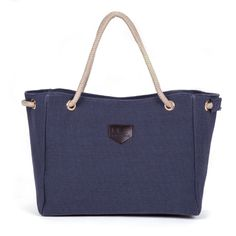 Blue Canvas Bag, 47% discount @ PatPat Mom Baby Shopping App