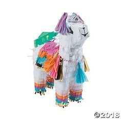 Small Boho Llama Piñata