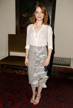 Emma Stone in Brock