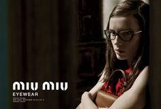 Mia Goth, Imogen Poots, Marine Vacth by Steven Meisel for Miu Miu Spring Summer 2015