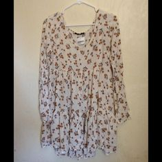 Brandy Melville long sleeve dress Thinking of selling this rare BM dress taking offers Brandy Melville Dresses Long Sleeve