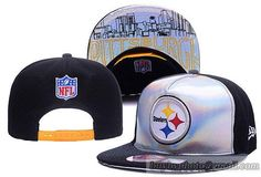 NFL Pittsburgh Steelers 3M Reflective Snapback Hats Fashion Caps Navy|only US$8.90 - follow me to pick up couopons.