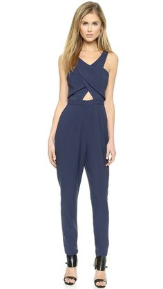 JUMPSUIT TREND - STILL HERE FOR THE SPRING AND SUMMER - STILL HOT | People & Styles - Fashion, Style & What to Wear Now