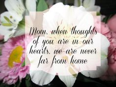 Beautiful Mother's Day Quotes and Messages