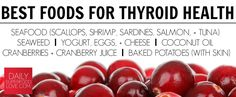 foods for thyroid