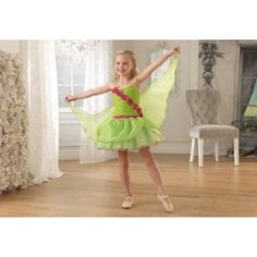 Green Winged Fairy