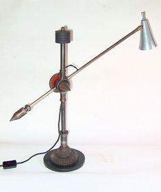 STEEL COUNTERWEIGHT LAMP