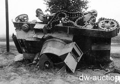 Light tanks 7TP Polish Army 1939