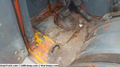 Used Jeeps and Jeep Parts For Sale - 1961 Jeep FC 170, DRW, (Wald Statesman model)