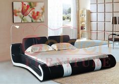Super Quality Bedroom Furiture Latest Bed Designs I912