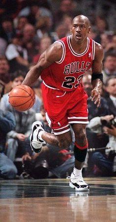 Michael Jordan. Gotta love MJ.