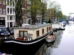 Bildergebnis für hausboote amsterdam