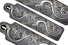 Engraving Arts by Andrew Biggs. Engraved Firearms and More