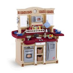 Cook N Grow Kitchen Set Little Tikes Kids Pretend Play Toy Bbq ...