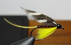 I am always searching for new wet-fly patterns. While looking through Bergman's Trout, I came across a pattern that intrigued me from the start. When I first I saw this pattern, on plate 8 of Trout…