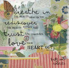 Breathe in Beauty
