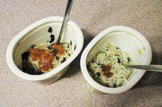 간편하게 즐기는 건강 나물컵밥 현미취나물컵솥밥과 곤드레보리컵밥 :: 4월의라라   맛있는 식탁으로의 초대