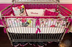 Project Nursery - Cute bedding!