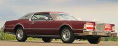 1976 Lincoln Emilio Pucci Designer Series Mark IV