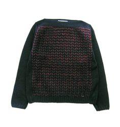 SINDEE 15A/W 「2 Pattern Knit」