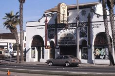Golden Bear, Pacific Coast Highway, Huntington Beach, circa 1984