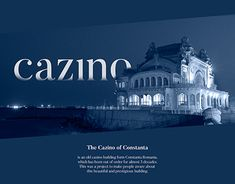 Logo for Casino of Constanta http://be.net/gallery/61843437/Logo-for-Casino-of-Constanta