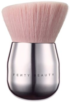 Fenty Beauty Face & Body Kabuki Brush - LifeinCream Rihanna Fenty Beauty, Rihanna Makeup, Beauty Brushes, Makeup Brushes, Face And Body, Healthy Skin, Curves, Hair Beauty, Design